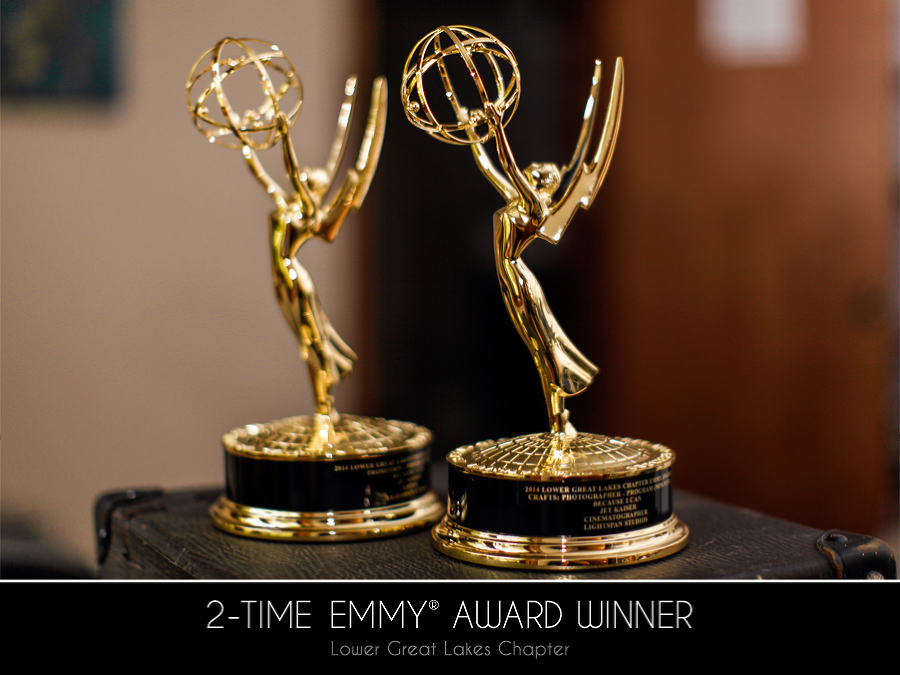 emmyswinner wedding videographer