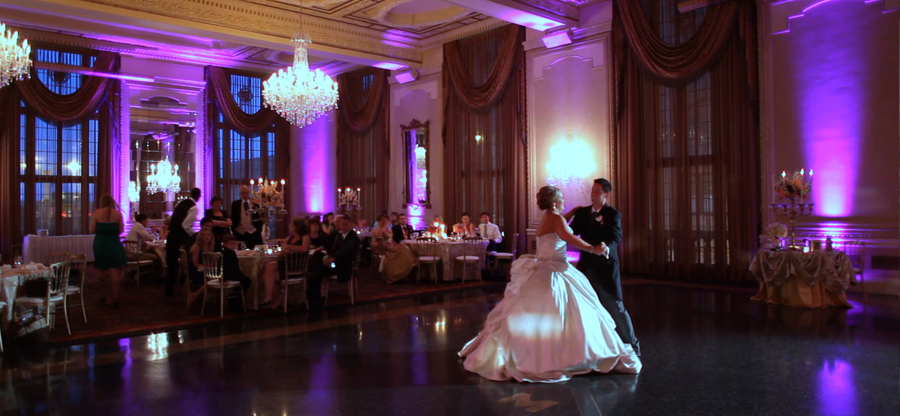 05 Saint Louis Wedding Videographer Missouri Athletic Club