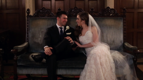 wedding at the scottish rite cathedral